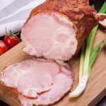 Pork ham, dry fermented