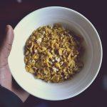Breakfast cereals, mixed